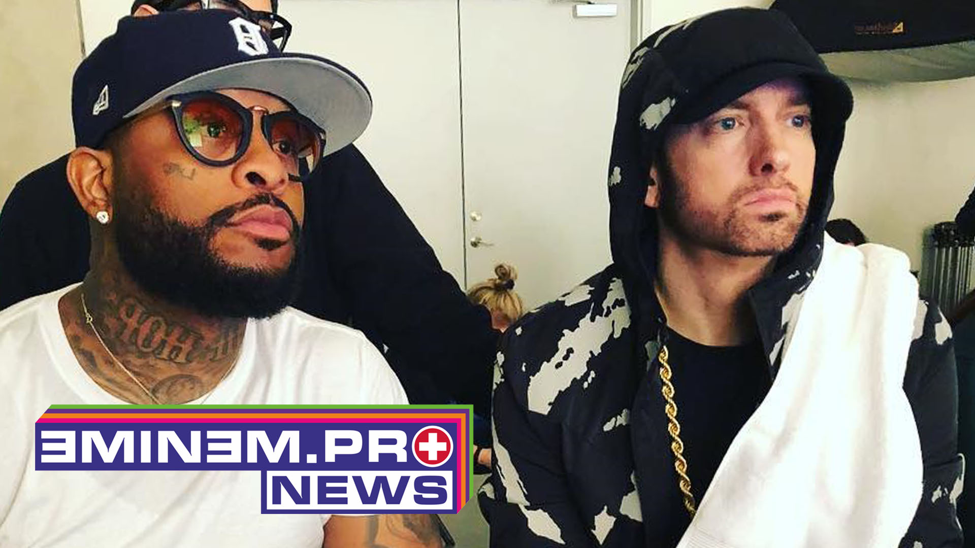 Royce 5'9 is not going to diss Lord Jamar! Will Eminem do this?