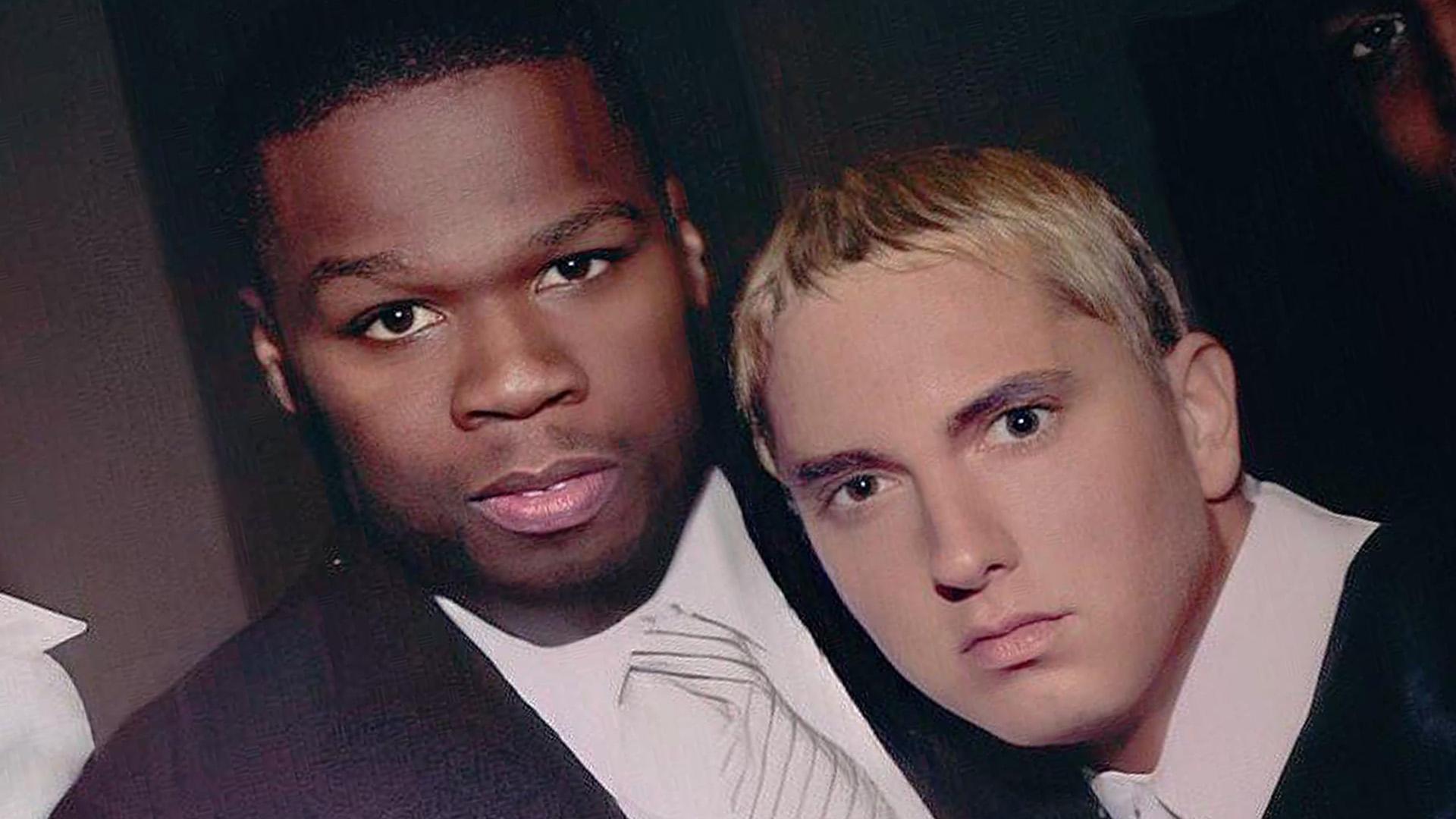 Eminem 50 Cent 2006