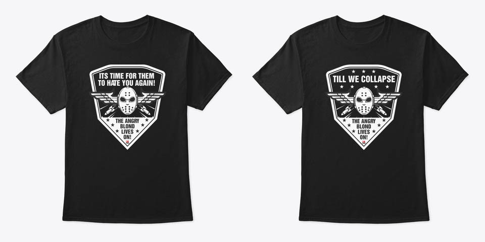 A Special T-Shirt for Eminem's Show in Abu Dhabi: Its Time for Them to Hate You Again!