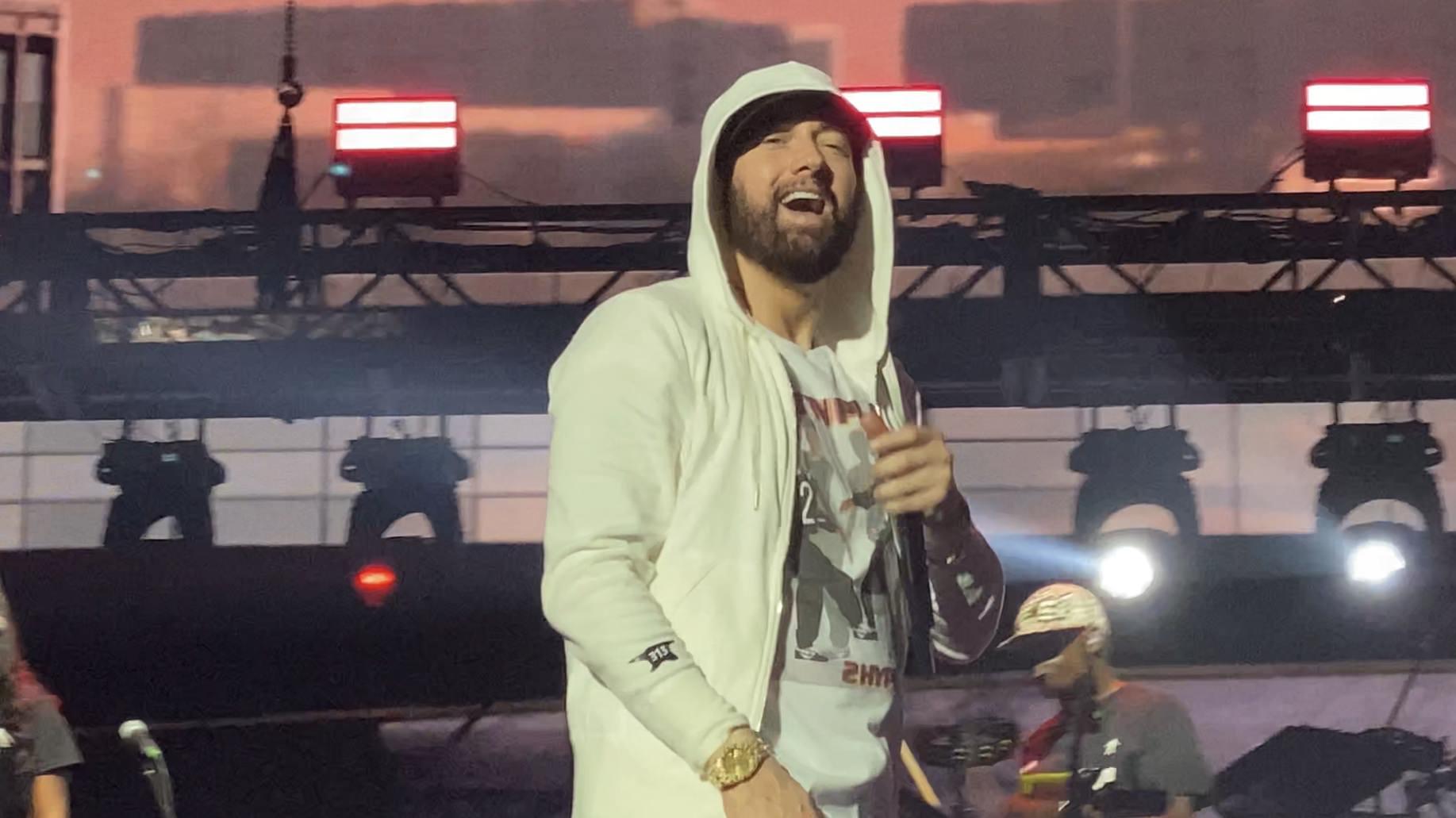 Eminem Live at Abu Dhabi 2019