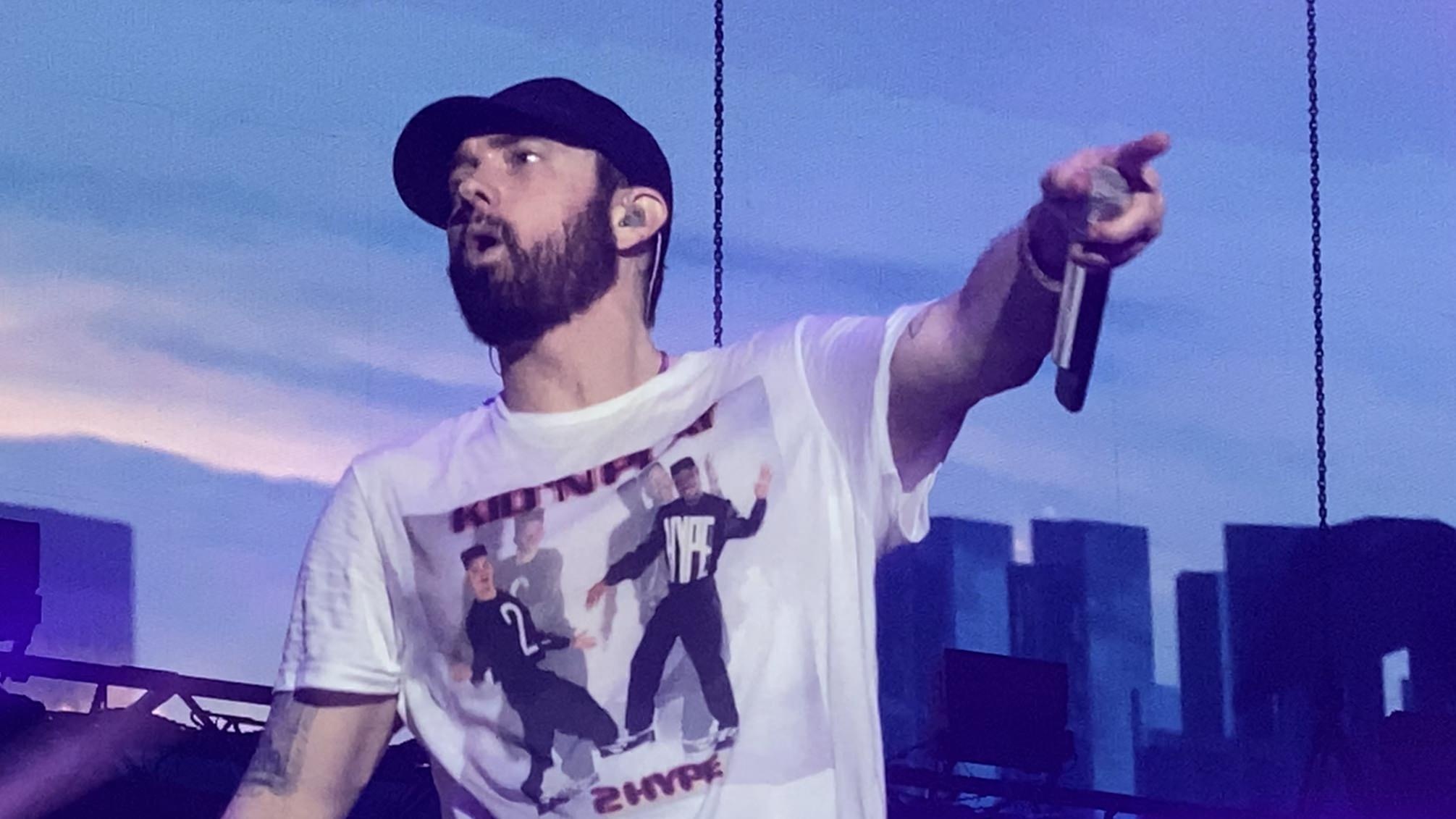 Eminem Live at Abu Dhabi 2019