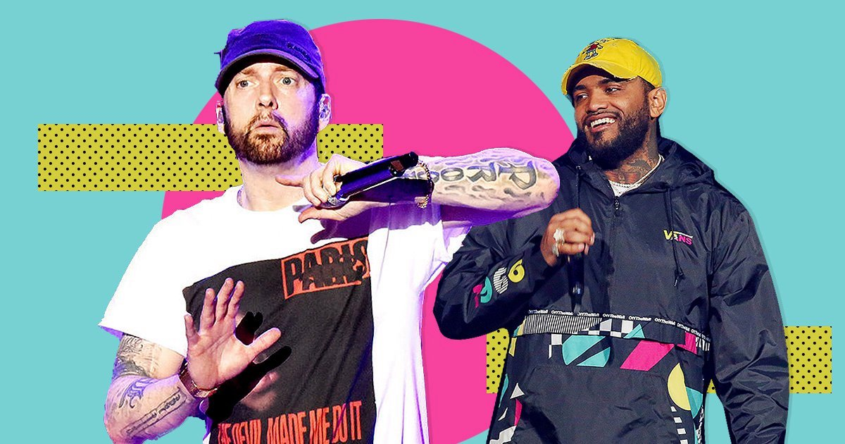 "Joyner Lucas' x Eminem's ""What If I Was Gay"" track' lyrics"