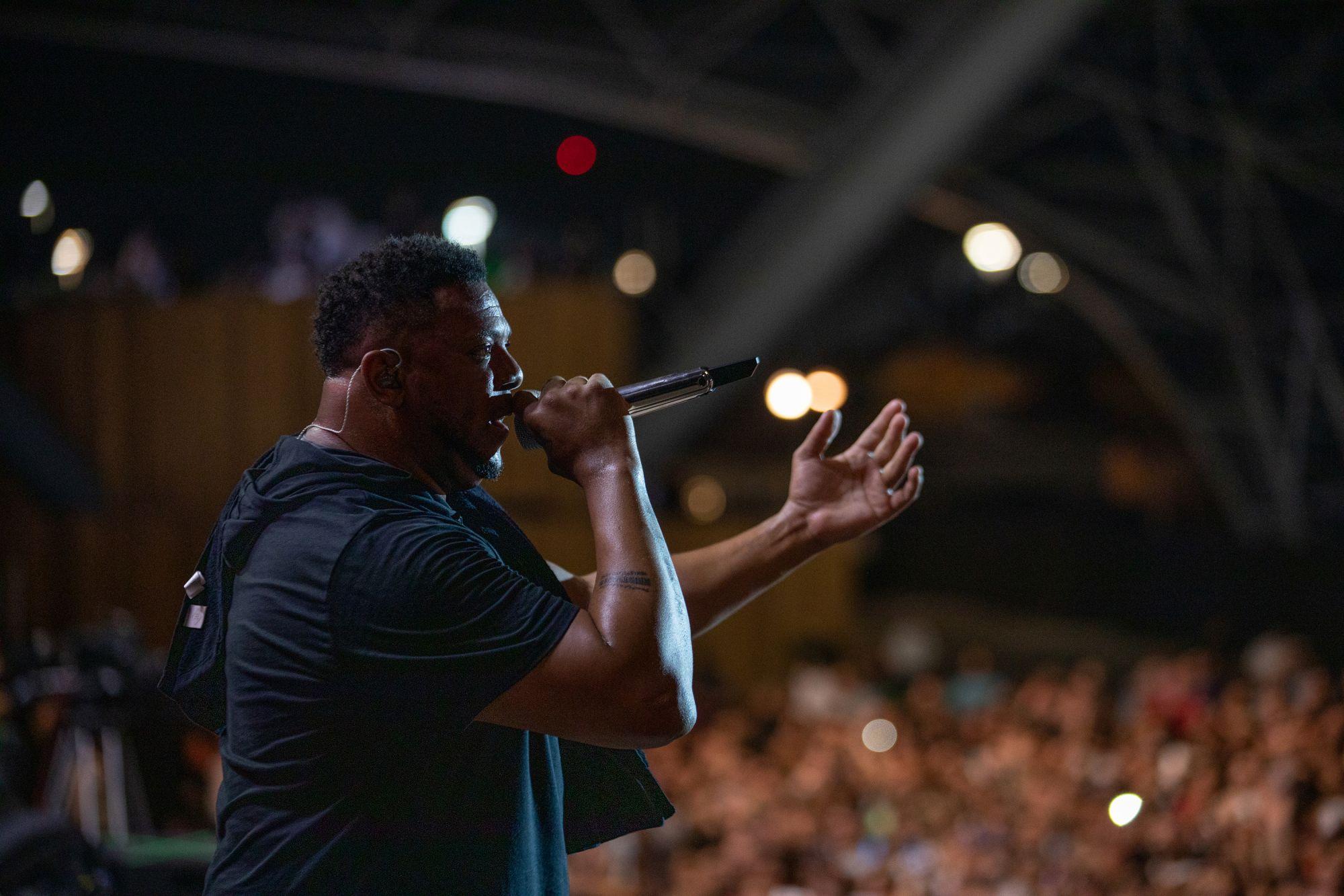Mr. Porter Eminem Live at Abu Dhabi 2019 photo bu Jeremy Deputat