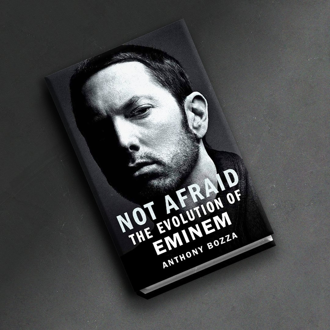 "Devil's Advocate: ePro Exclusive Interview with Anthony Bozza, the Author of ""Not Afraid. The Evolution of Eminem"""