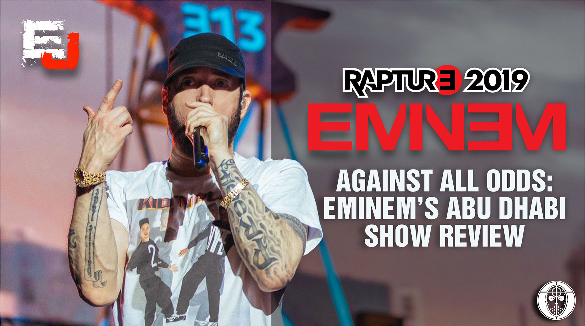 Against All Odds: Eminem's Abu Dhabi Show Review