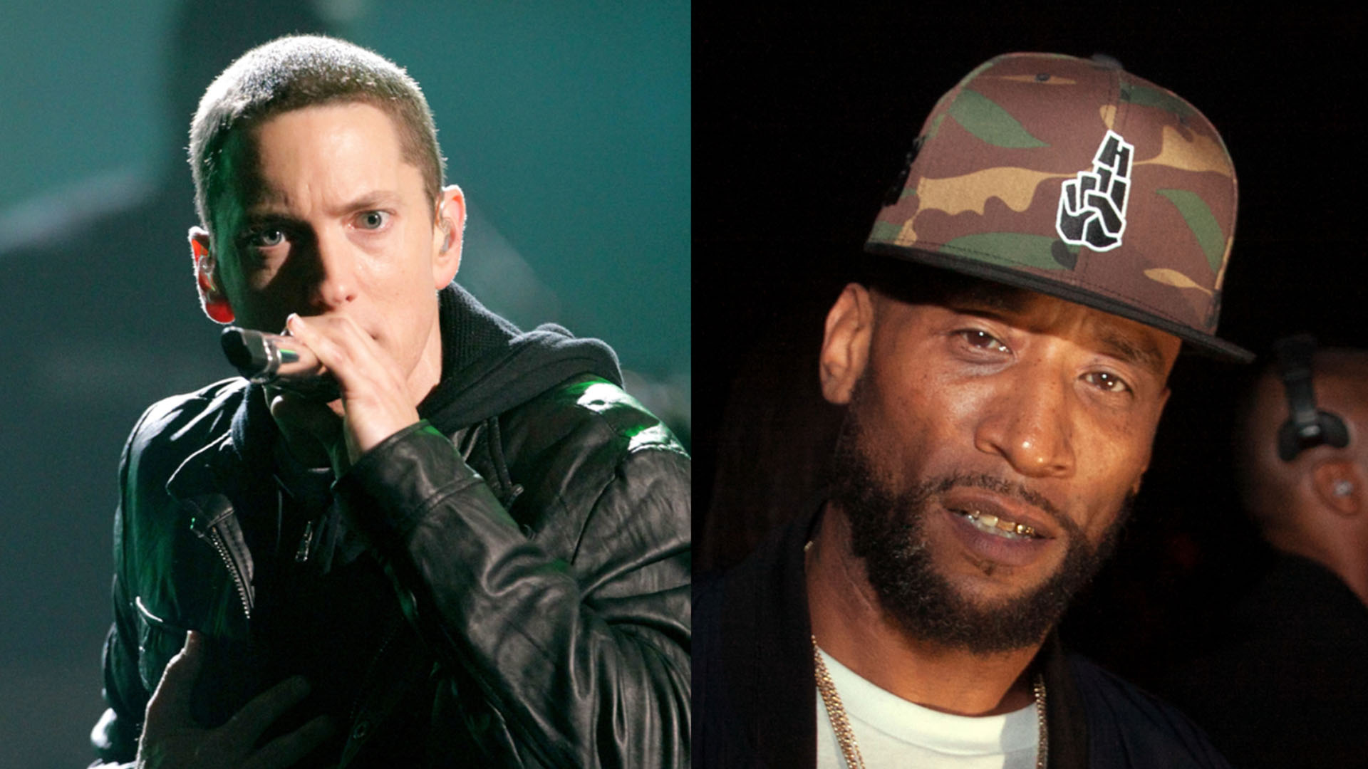 Lord Jamar Implies That Eminem Is Attracted to Him and Accuses Eminem of Wearing Blackface
