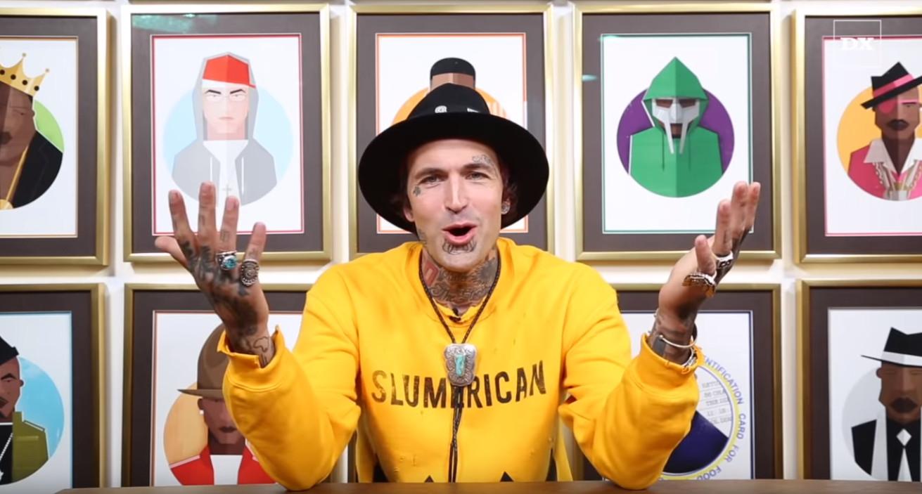 "Yelawolf Got Eminem's Approval For MGK Feature on ""Trunk Muzik 3"""