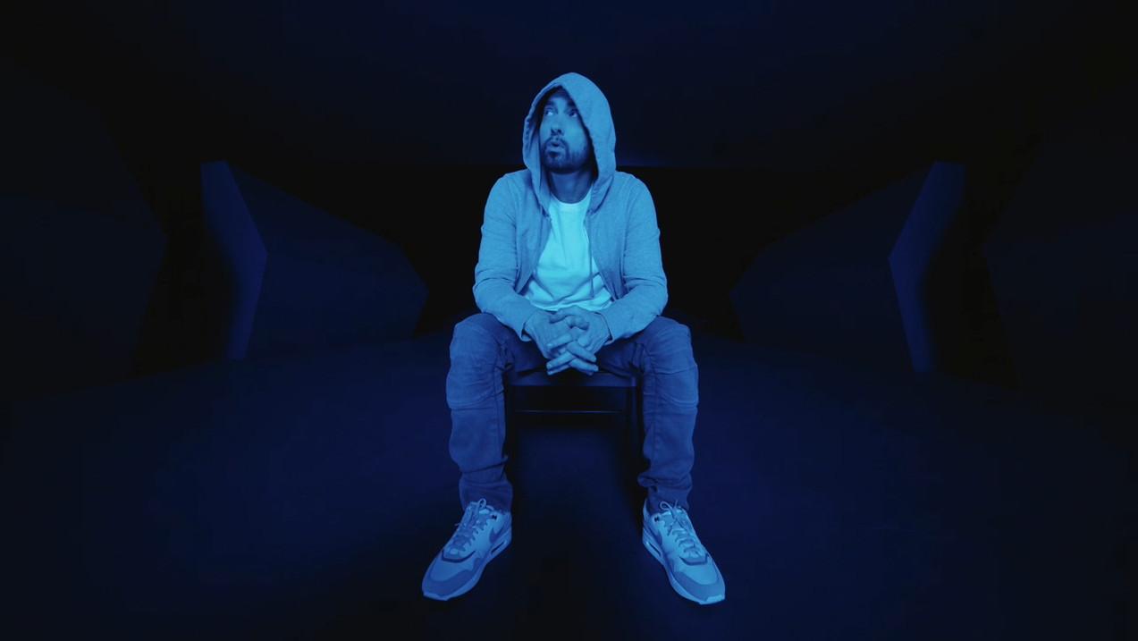 Eminem - Darkness (Behind The Scenes)