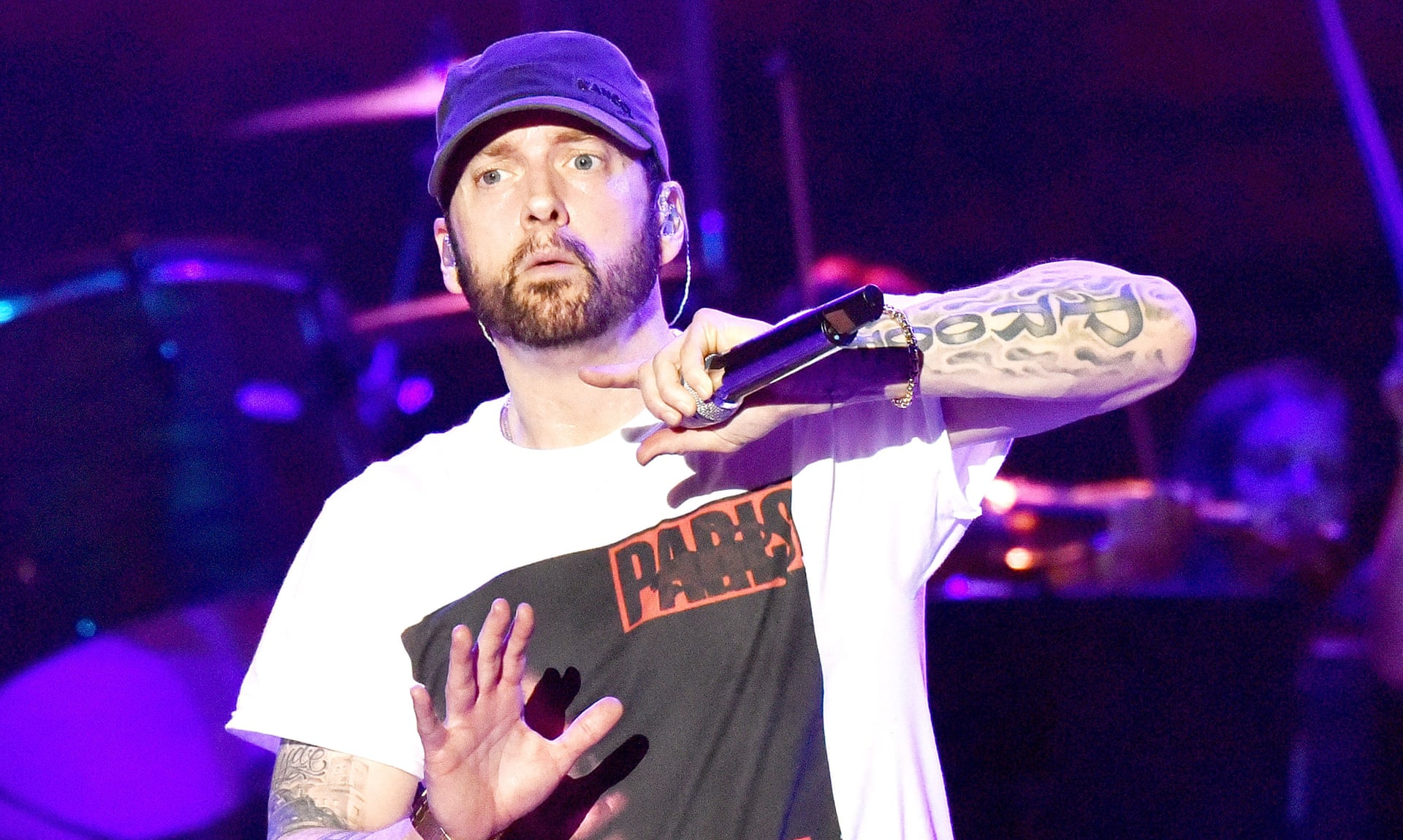 Eminem Faces Backlash Over His Bombing Remark From Manchester Officials