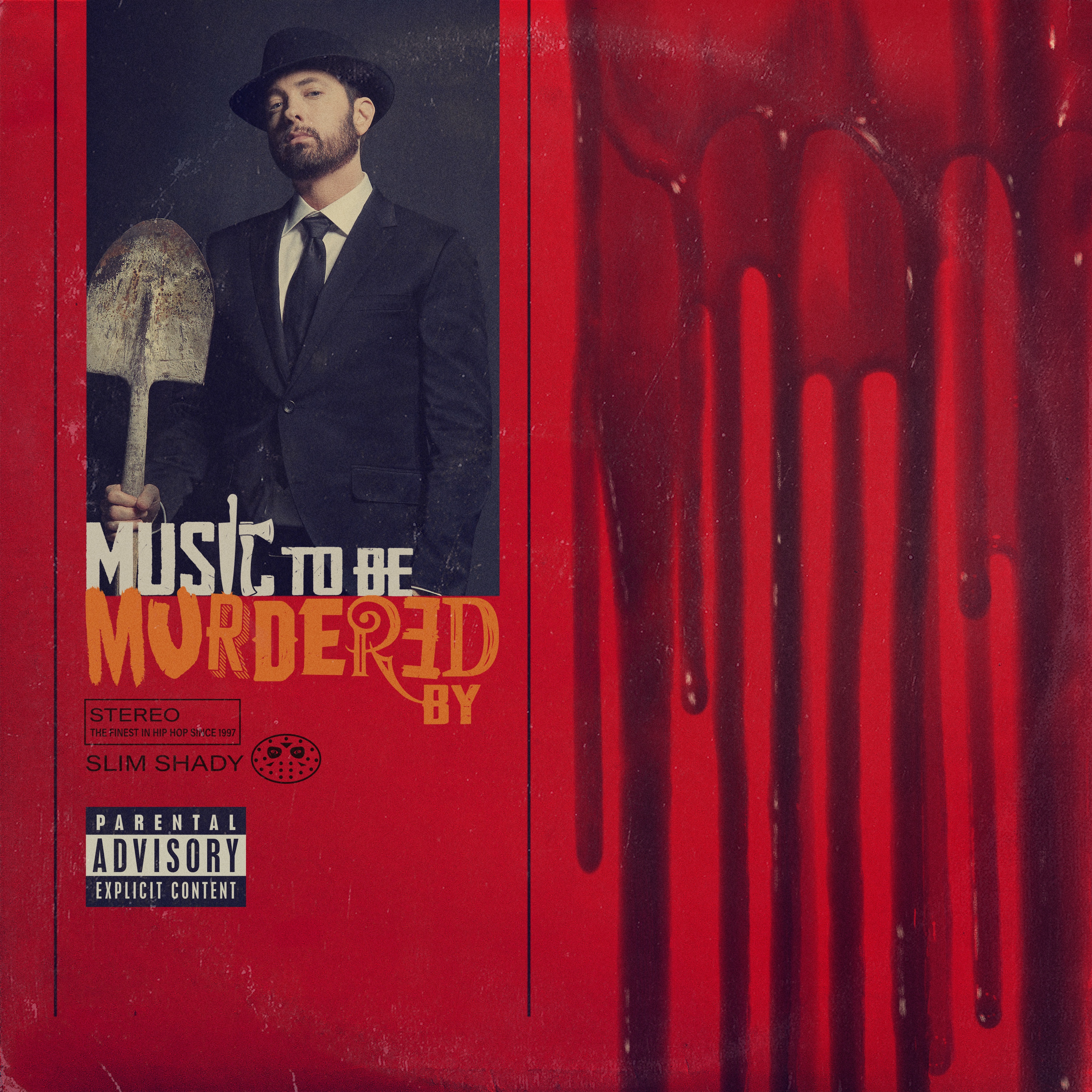 """[World Premiere] Eminem Drops Surprise Album """"Music To Be Murdered By"""""""