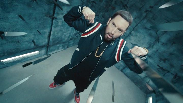 Eminem Has Chosen #GodzillaChallenge Winners: Check Out The Best Works
