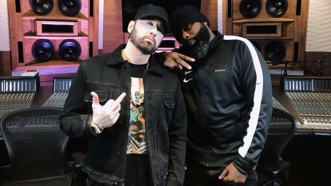 Crook's Corner: Exclusive Interview with Eminem. Full transcript