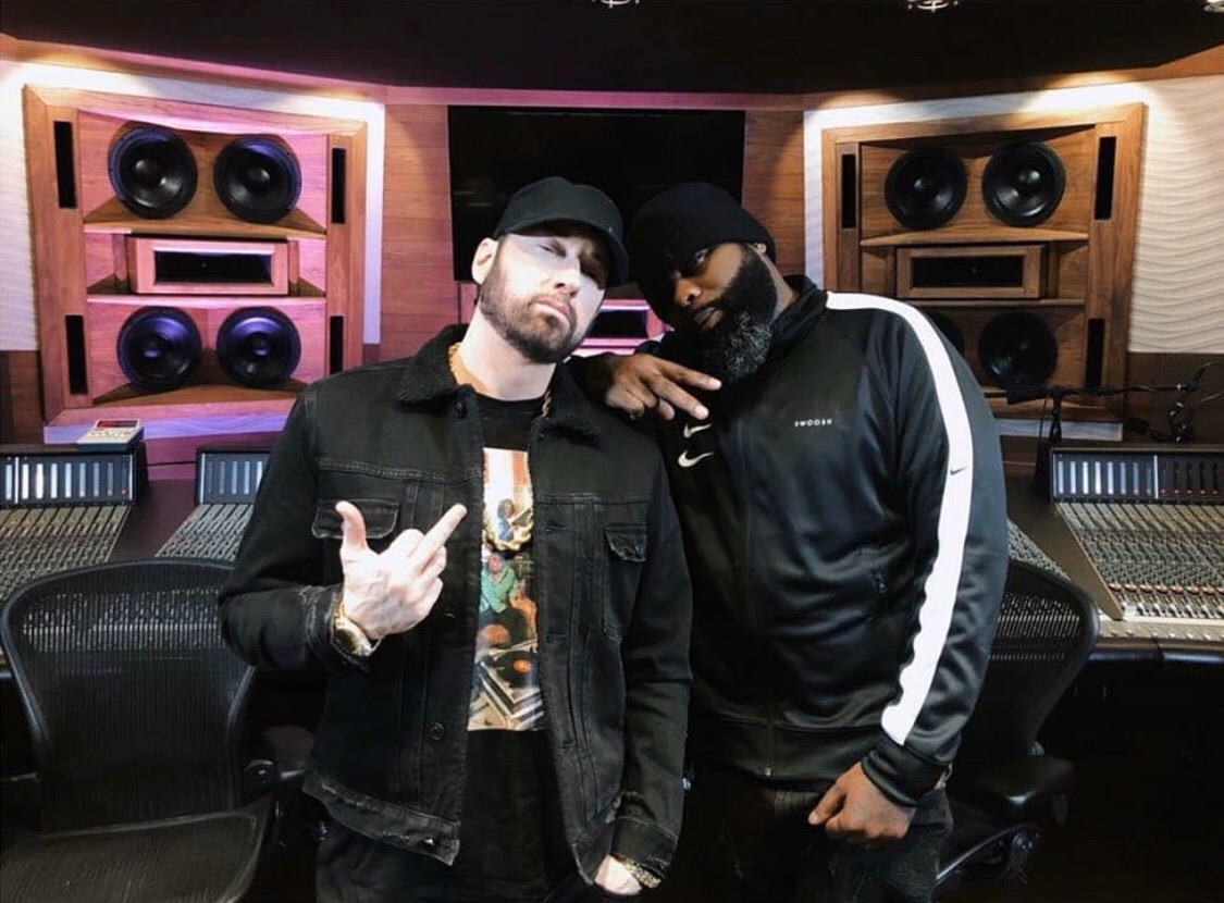 Crook's Corner: Exclusive Interview with Eminem. Full transcript