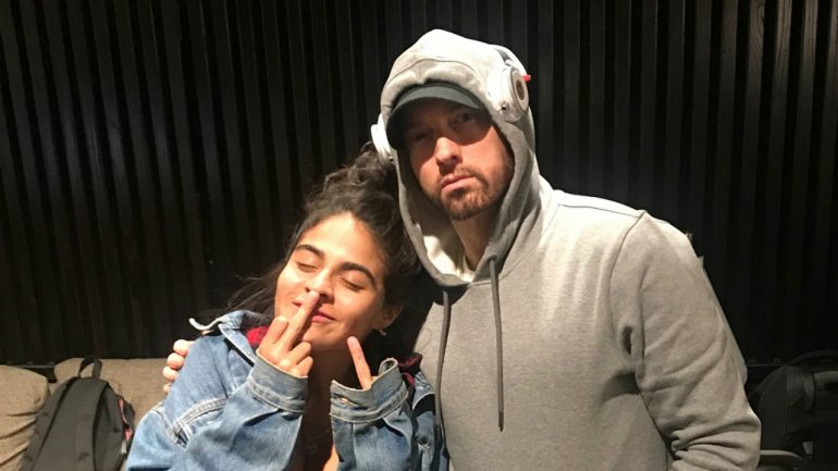 Eminem Jessie Reyez