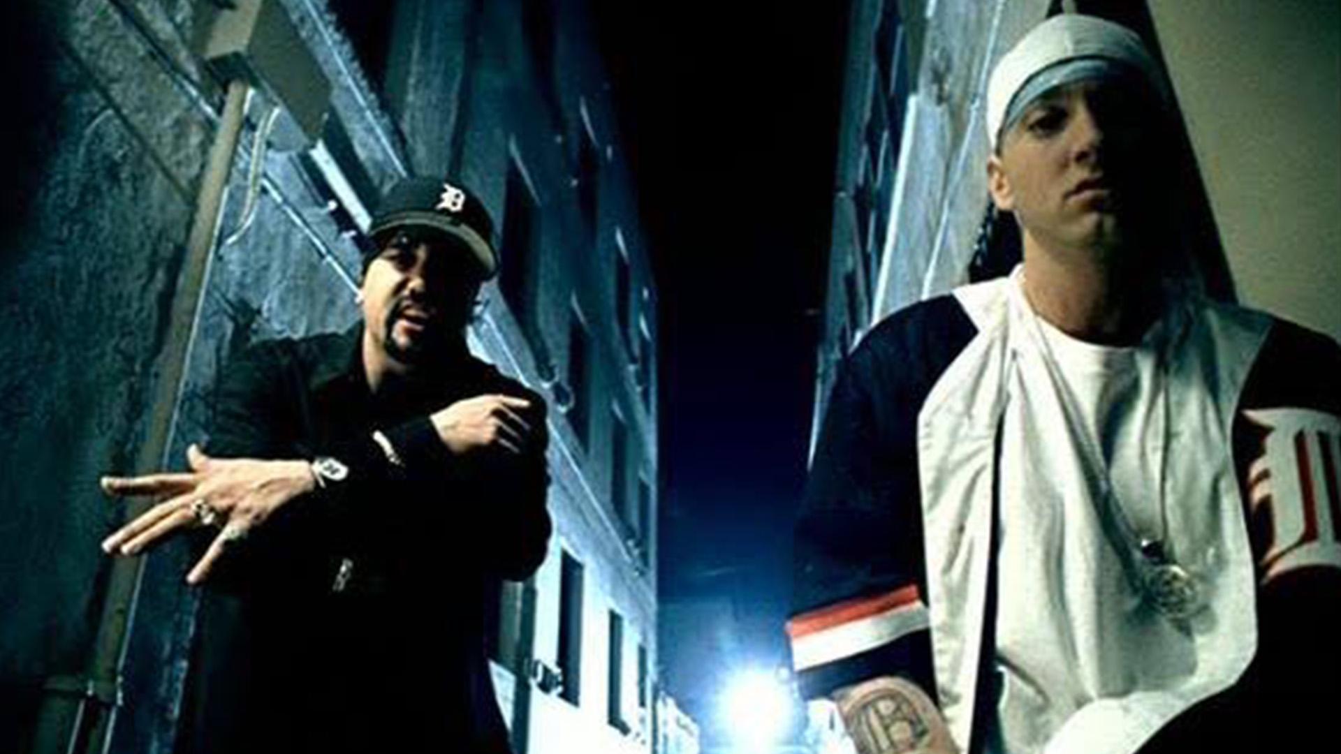 "Da Ruckus ft. Eminem - ""We Shine"" (Never Heard Before)"