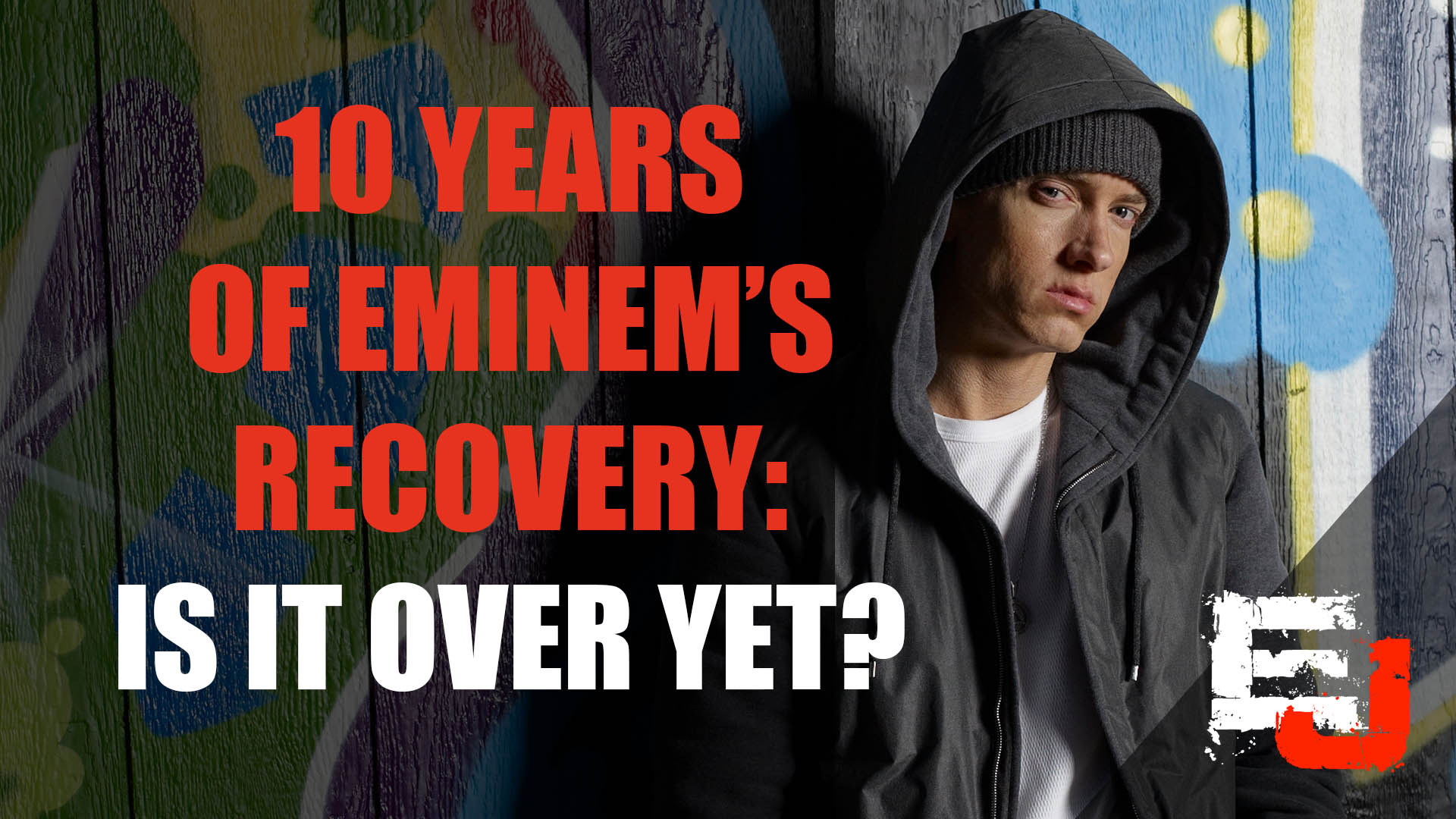 10 Years of Eminem's Recovery: Is It Over Yet?