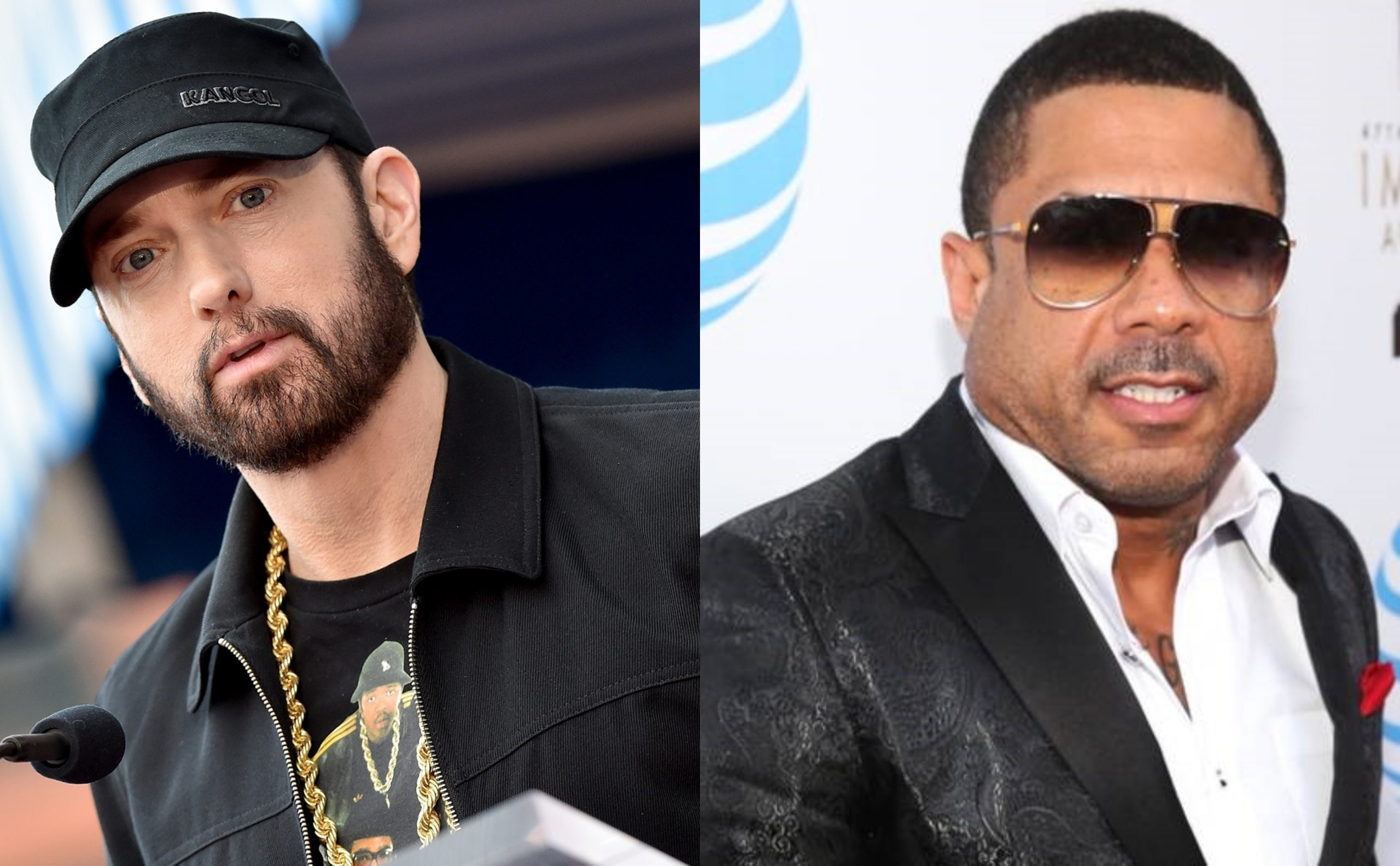 Benzino Is Gloating Over Snoop Dogg's Remark About Eminem