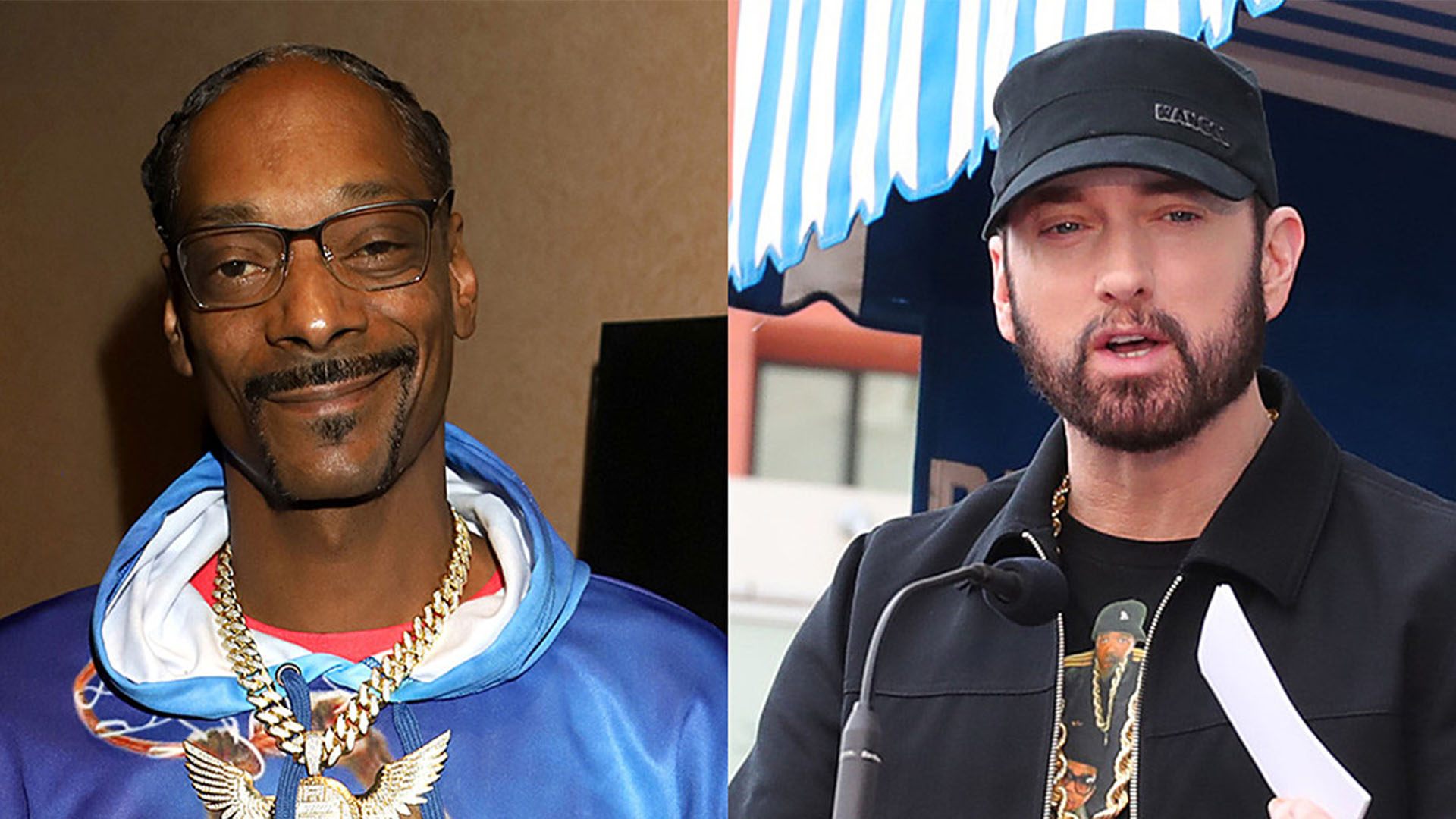 Fans React to Snoop Dogg Saying Eminem Is In Everybody's Top 10 Only Because Of Dr. Dre