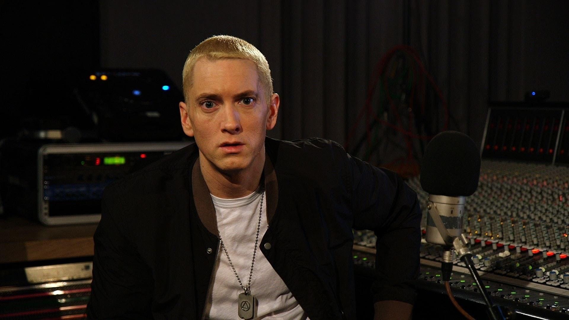 Eminem BBC 2013