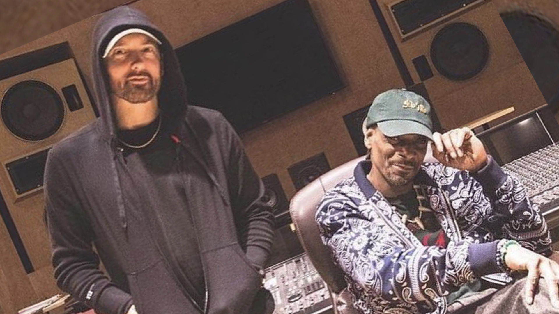 Snoop Dogg Says Eminem Is In Everybody's Top 10 Only Because Of Dr. Dre