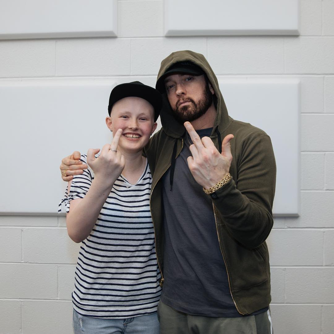 2020.08.07 - Eminem x Make A Wish 3