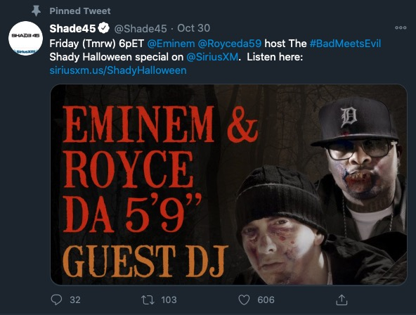 We Are Sorry For Waiting With You For Announced Shade45 Show That Didn't Happen