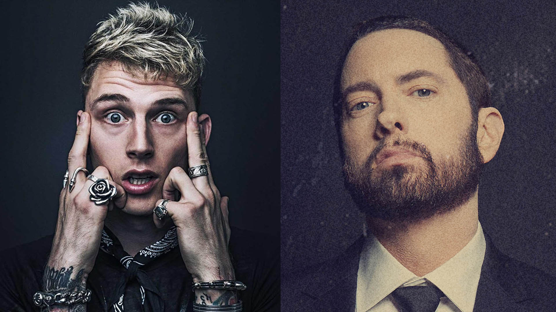 Machine Gun Kelly Blames Beef With Eminem For His Downfall