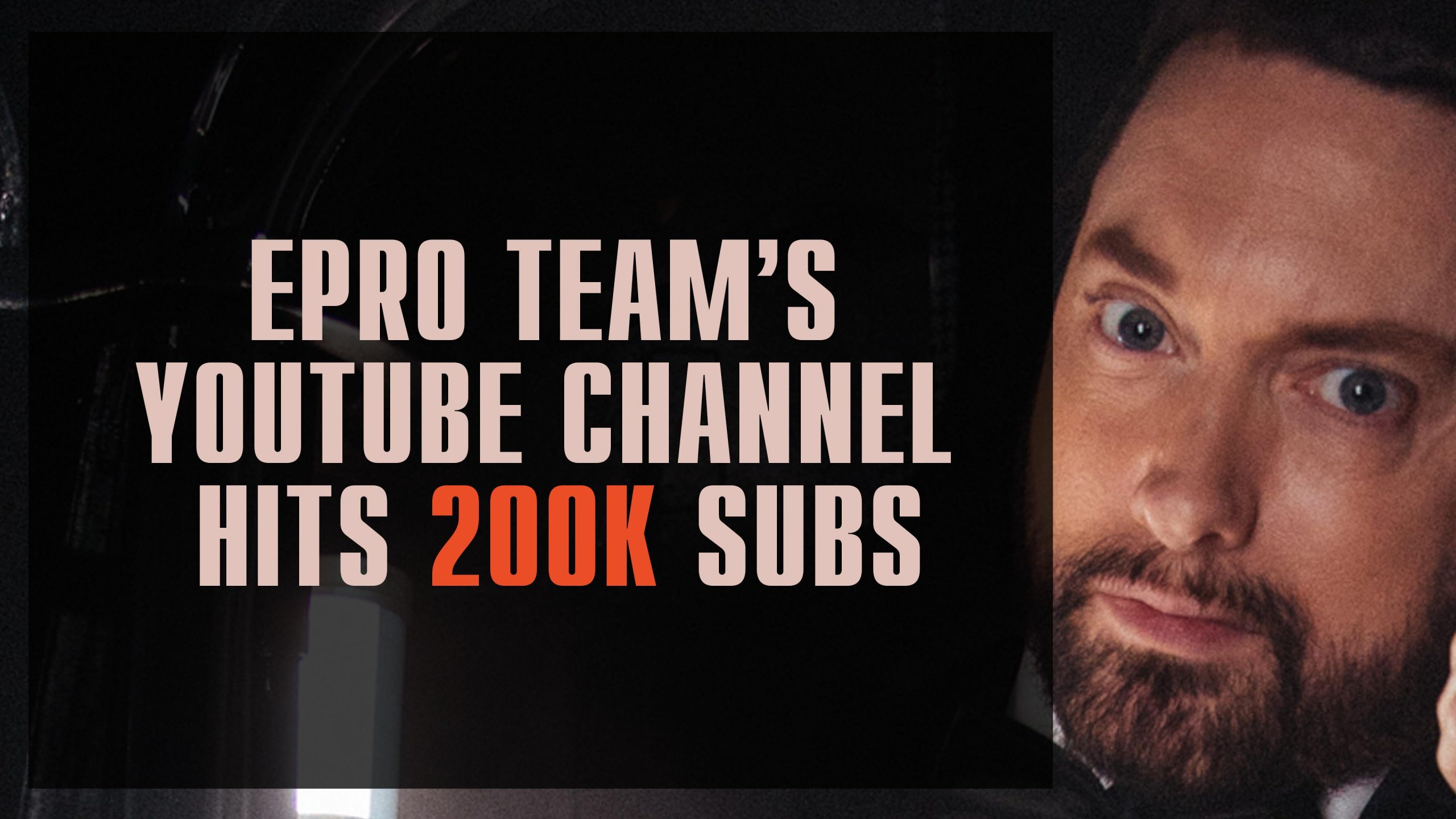 ePro Team's YouTube Channel Hits 200K Subs