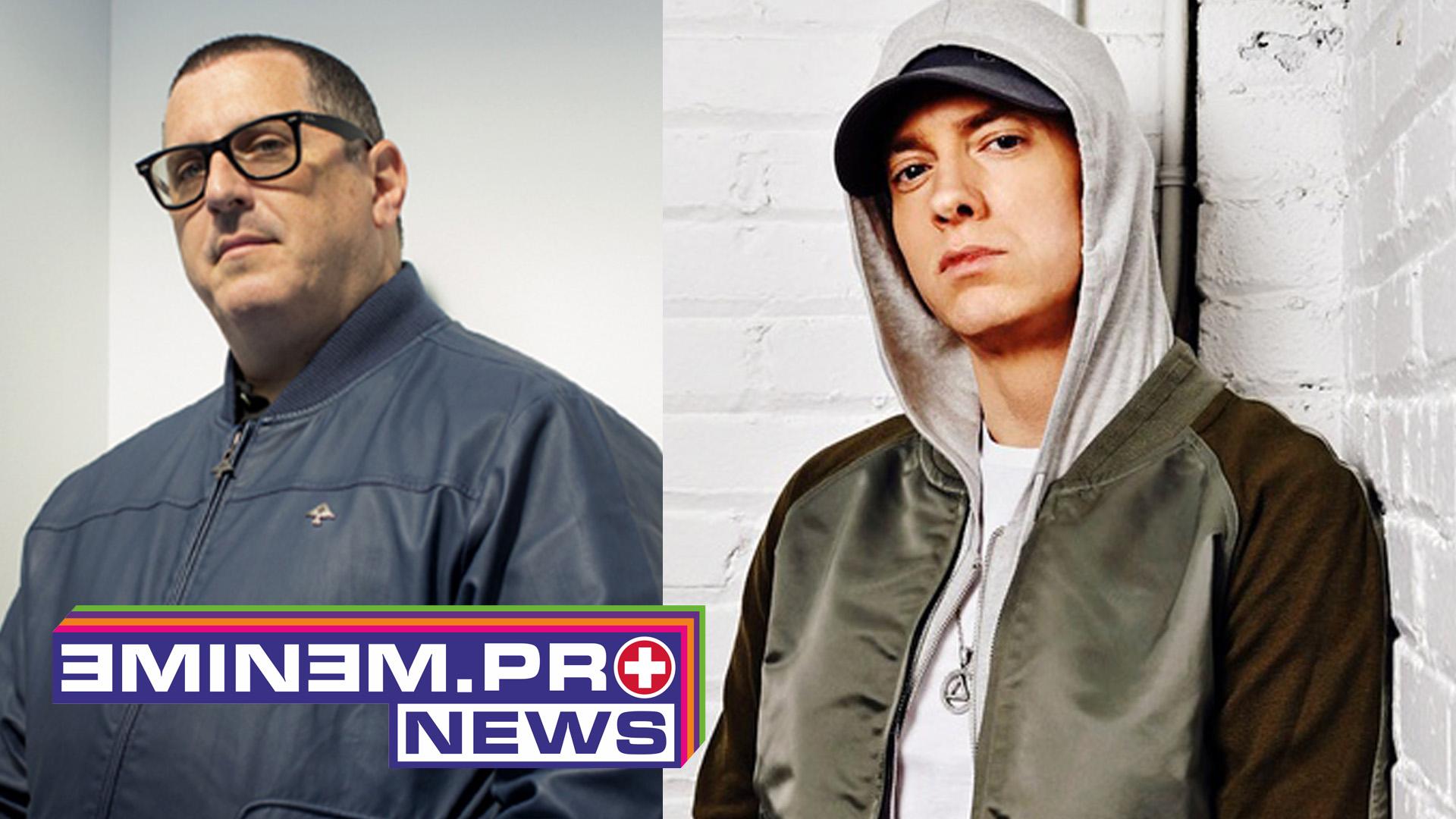 Eminem Corrects MC Serch