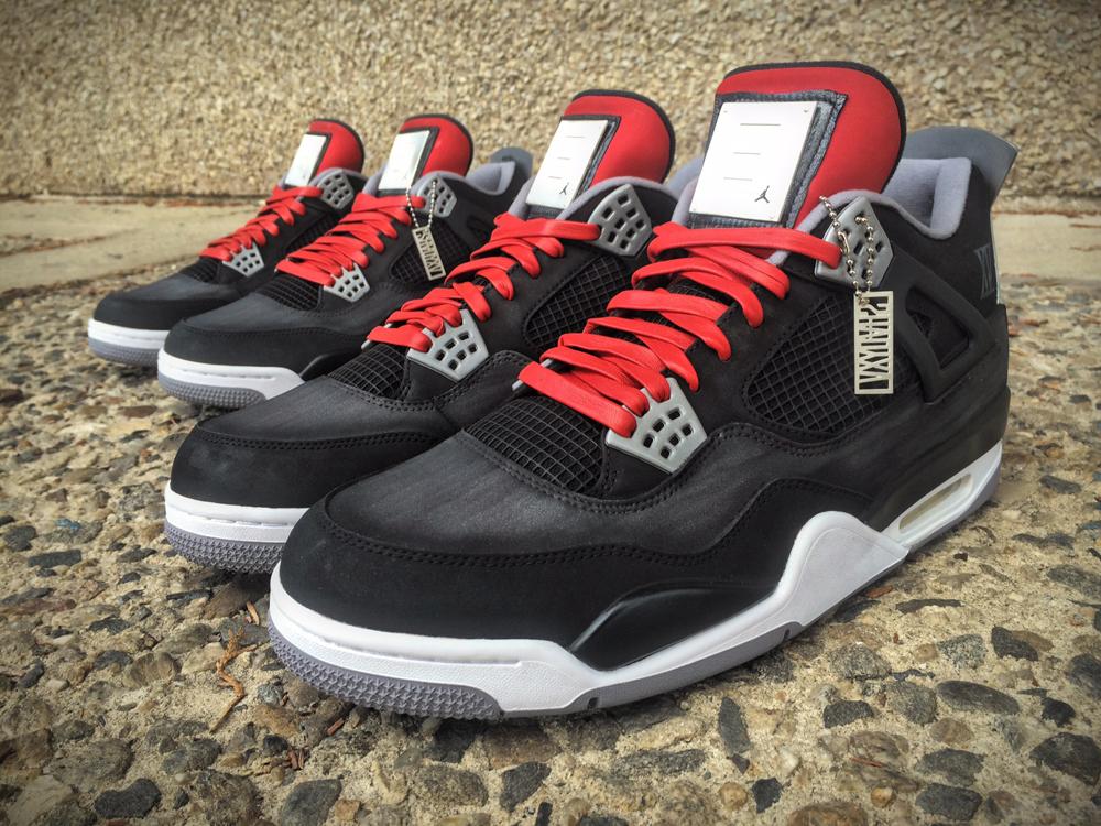 Eminem Gives Away Rare Shady XV Carhartt Jordan 4s