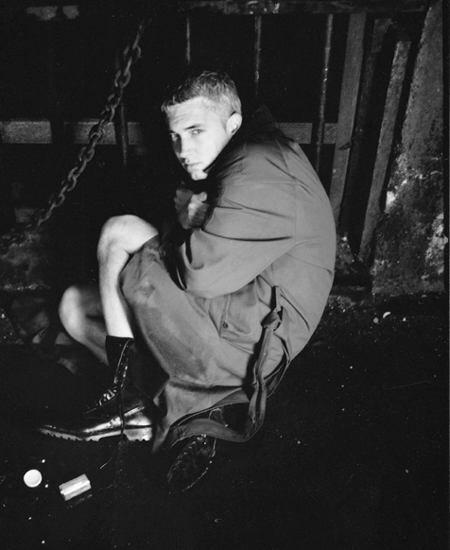 Eminem MMLP Photo SHot