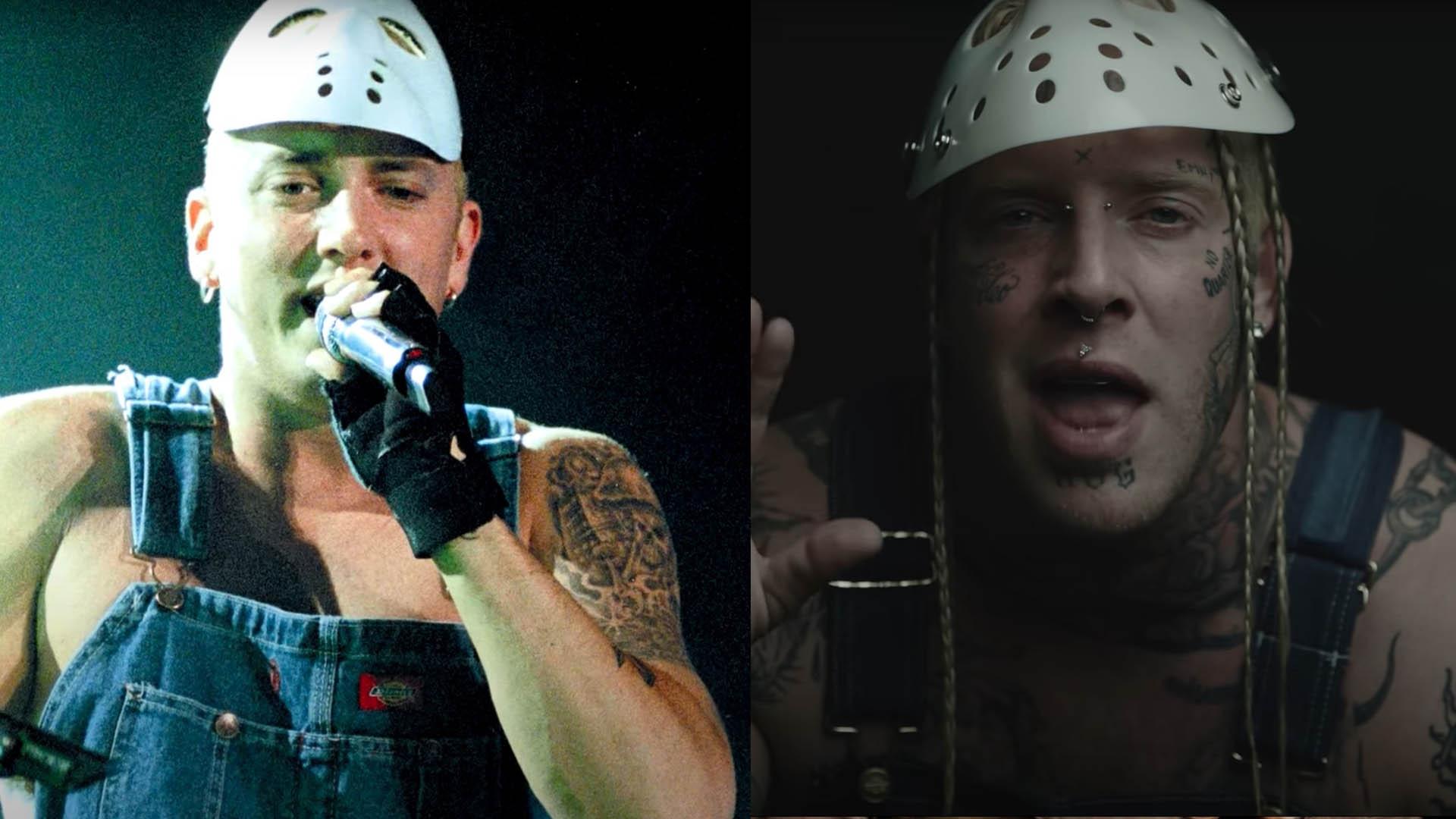 Fans of Eminem Fan, Who Dropped £100,000 on NFT, Hate Eminem Fans