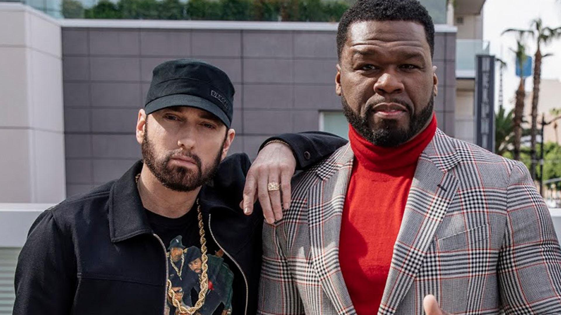 50 Cent Announces Eminem As Guest Star On His TV Show