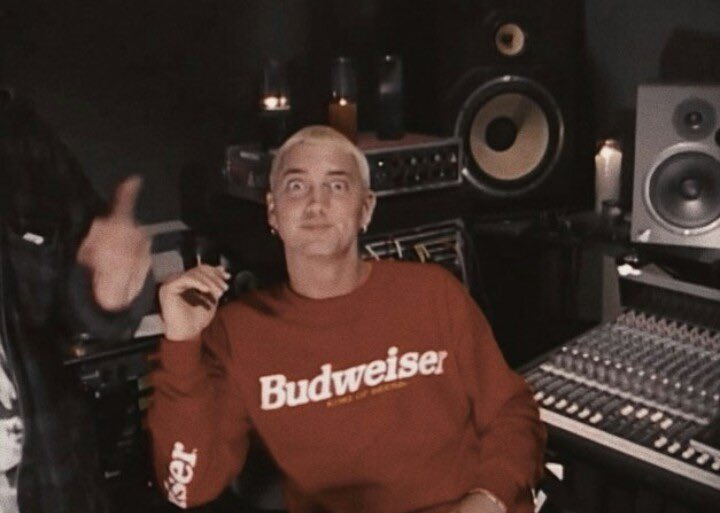 Budweiser Honours Eminem By Naming Foal After Him